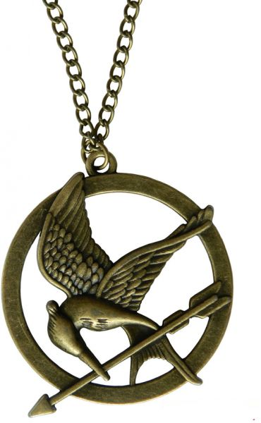 Price review and buy bronze tone mockingjay inspired by hunger this item is currently out of stock aloadofball Images