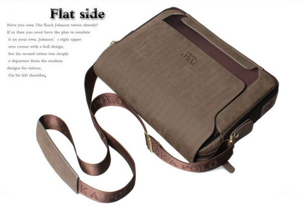 2395ed70e331 European and American style Scrubs Genuine Leather stylish casual shoulder  messenger bag for Men BY1