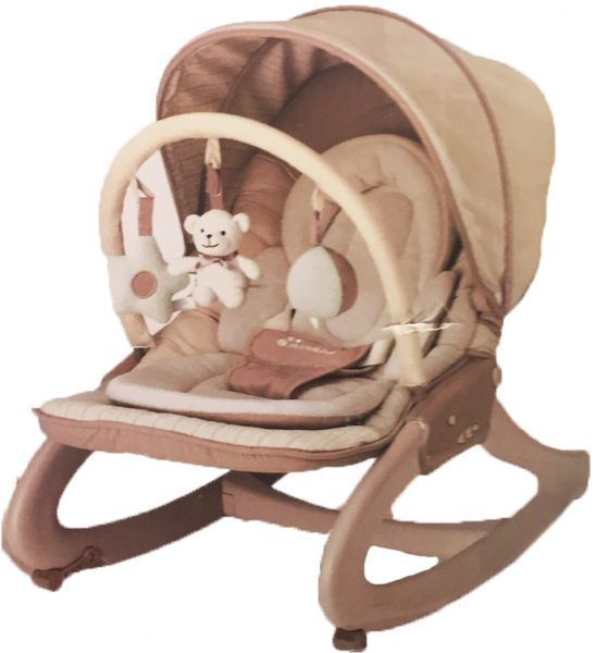 Rocking Baby Chair Brand Mamalove Grey Color Price In Saudi