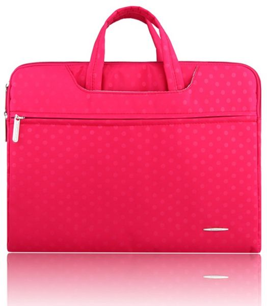 separation shoes 02d2b 15632 Fashion Smart Laptop Notebook Carry Case Sleeve Bag For Apple Macbook Pro  13 13.3inch Hot Pink color