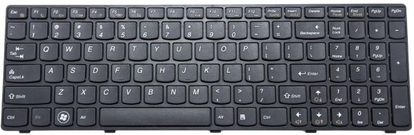 Laptop Keyboard Replacement For Lenovo G580