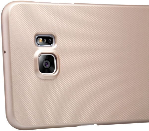 Nillkin Super Frosted Shield for Samsung GALAXY S6 Edge.