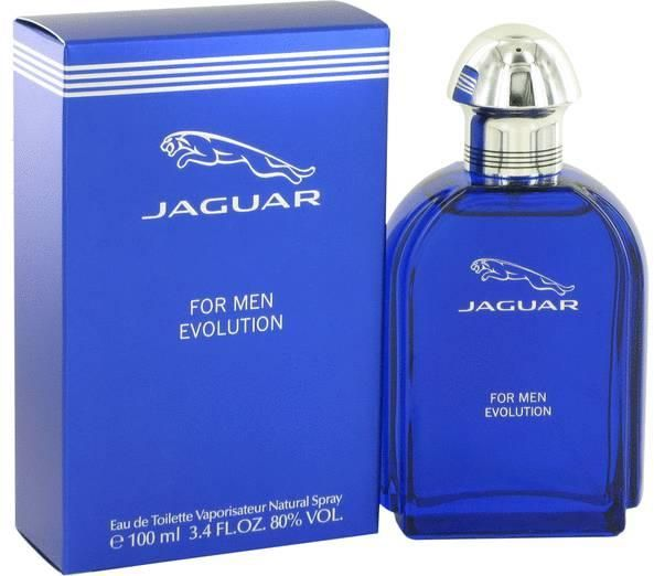 Jaguar Perfume For Mens Price: Evolution By Jaguar For Men - Eau De Toilette, 100ml
