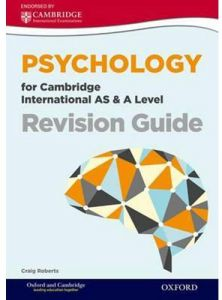 Psychology for Cambridge International AS and A Level Revision Guide by Craig Roberts - Mixed Media
