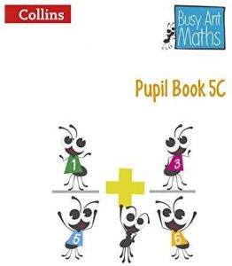 Collins Busy Ant Maths Pupil Book 5C by Jeanette A. Mumford - Paperback