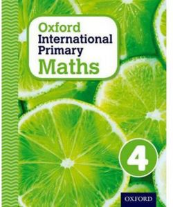 Oxford International Primary Maths Book 4 by Caroline Clissold - Paperback