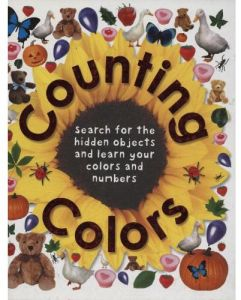 Counting Colors by Roger Priddy - Hardcover