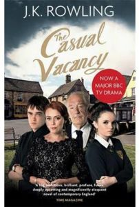 The Casual Vacancy by J. K. Rowling - Paperback