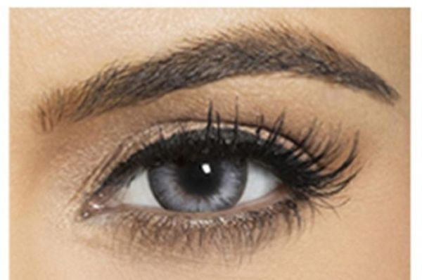 b75803406e4 Bella Diamond Collection Unisex Cosmetic Contact Lenses - Glitter Grey -    BL-GL-GY Power 0.00