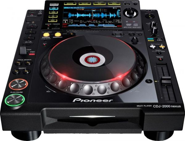 cdj decks for beginners