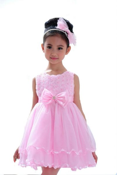 478a566516f9 Smart Pageant Flower Girl Princes Dress Kids Party Wedding ...