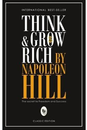 Image result for think rich and grow rich
