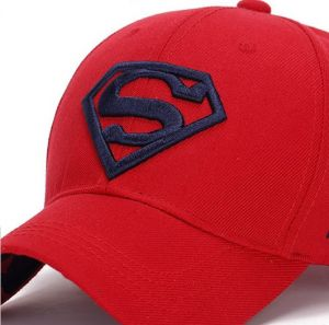 5a02dc1ff59 SUPERMAN Polo Snapback Golf Baseball Fitted Adjustable Cap