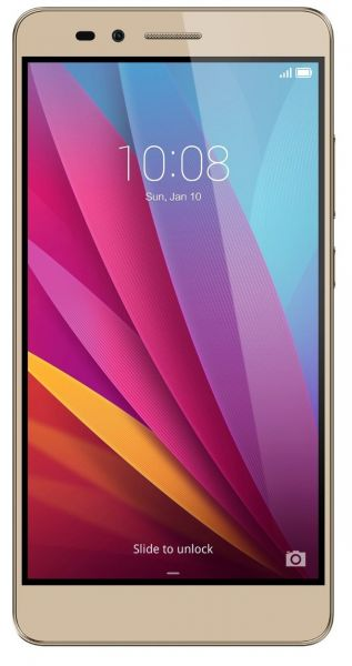 Honor 5X Dual Sim - 16GB, 2GB RAM, 4G LTE, Gold