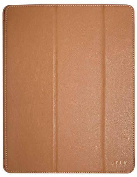 31d185bef3 Smart Leather case Belk For Apple Ipad Pro  Brown Color  With Tempered Glass