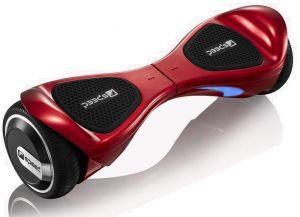 F-Speed D10 Balance Wheel Scooter - Red