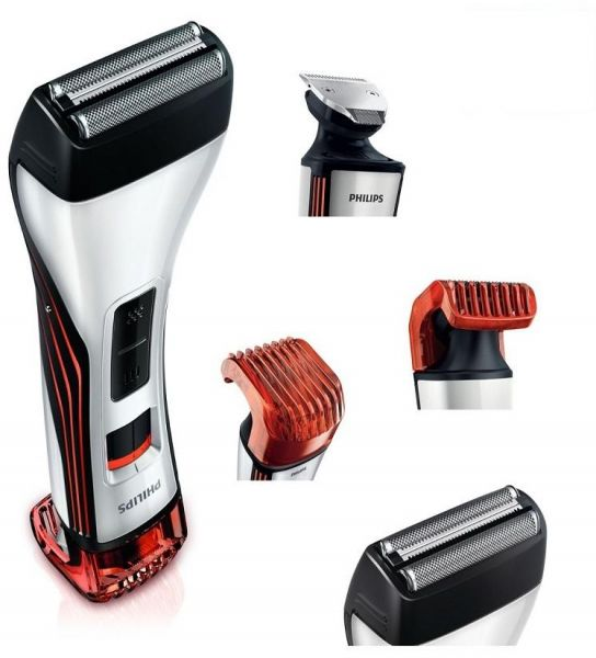 0d65f46fd72 Philips QS6140 Beard Trimmer Waterproof Shaver & Styler , Dual sided ...
