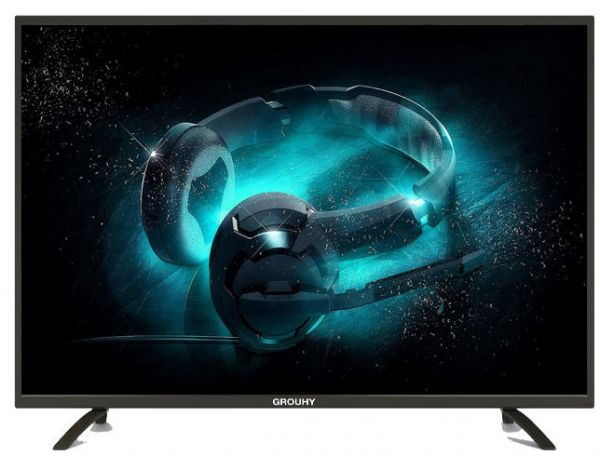 Grouhy 50 Inch Full HD LED TV - EH-50 10000