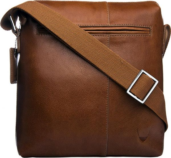 Hidesign Fitch 04 Crossbody Bag for Men - Genuine Leather 6b79dc14d3dd5