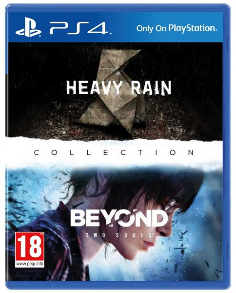 Heavy Rain And Beyond Collection Ps4 Region 2 Souq Uae
