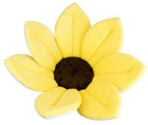 Blooming Baby Bath - Yellow-Brown