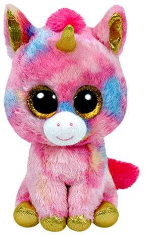 18ae19b6cf9 TY 36158 Beanie Boos Fantasia Unicorn Stuffed Toy