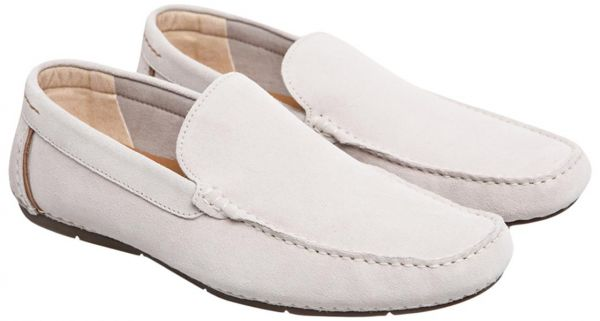 7d61254c3a Aldo White Loafers   Moccasian For Men