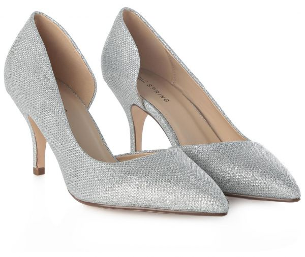 9a7e075ce14 Call It Spring Silver Heel For Women | KSA | Souq
