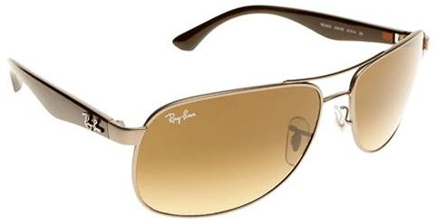 25d56e6f1a Ray-Ban Square Frame Sunglasses for Men - RB3502-029 8561 Price in ...