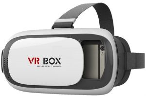 Cardboard VR Box Virtual Reality 3D Glasses Helmet For iPhone 6 Plus