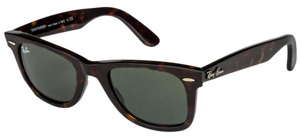4804a9b1be Ray-Ban Wayfarer Unisex Sunglasses - RB2140-902-50-22-150 Price in ...