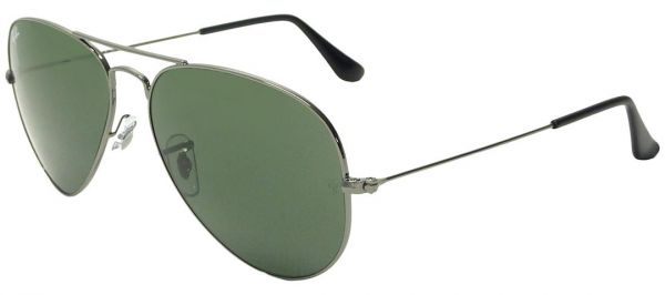 4933c7900a3 Ray-Ban Aviator Unisex Sunglasses - RB3025-W0879-58-14-135