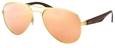 Sunglasses Ray Men 59 Aviator Rb3523 Ban For 1122y DEH29I
