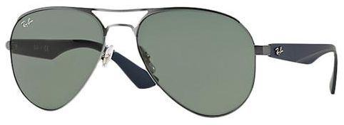 896260f99b Buy Ray-Ban Aviator Unisex Sunglasses - RB3523-029 71-59 in