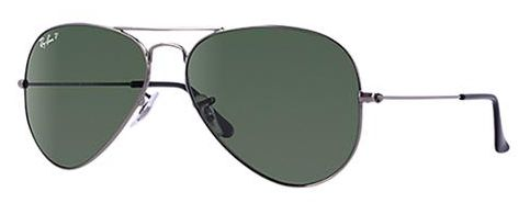 c1f0077824 ... Aviator Unisex Sunglasses - RB3025-004-58-58. by Ray-Ban