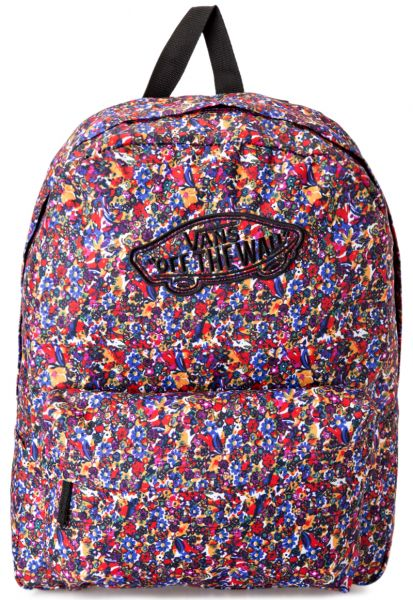 6e31dcb3511 Vans VN000NZ0FW8 Realm Backpack for Women - Multi Color Price in UAE ...
