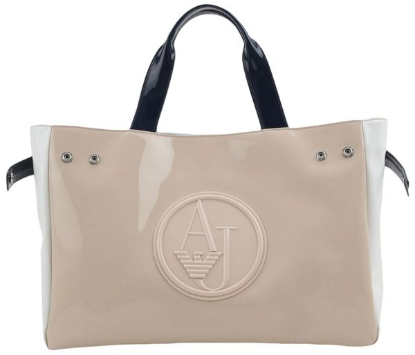 33defe026288 Armani Jeans C522F U2 51 Top Handle Bag for Women - Leather