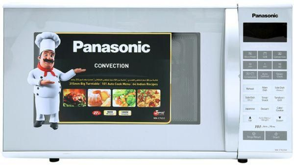 Panasonic Convection NNCT651M 27 Liter Microwave Oven