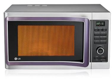 Lg Mc2881sus 28 Liter Convection Microwave Oven White
