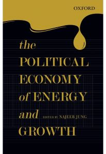 The Political Economy of Energy and Growth by Najeeb Jung - Hardcover