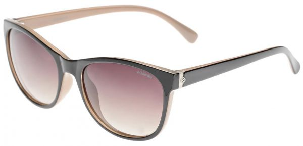 Polaroid Rectangular Polarized Women's Sunglasses, P8339 KIH
