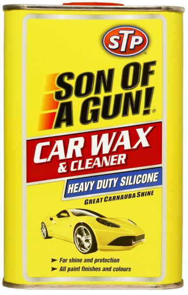 Buy STP Son of a gun silicon wax and cleaner 320 in Saudi Arabia