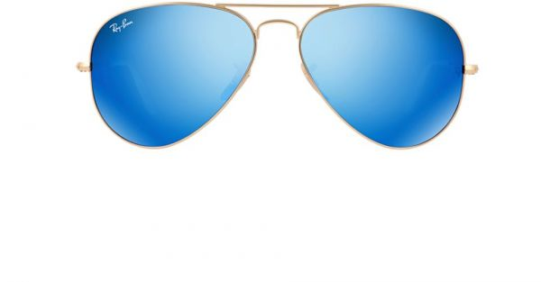 9e2cc8586b2 Buy Ray-Ban Aviator Unisex Sunglasses - RB3025-112-17-62 in