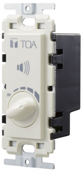 Volume Control Switch by TOA, 60 Watts, AT-603AP Price in