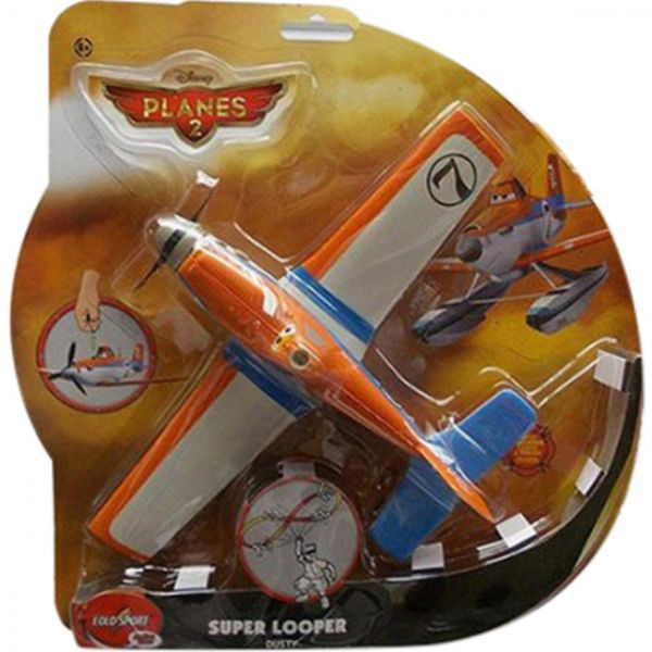 Souq | Disney Super Looper Planes Dusty Kites & Flight Toys | UAE
