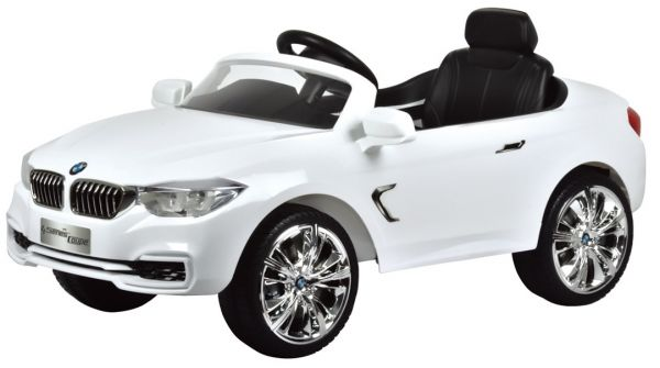 Car Bmw Ride On Electric For Kids With Remote Control White B O