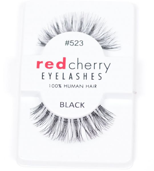 Red Cherry Eyelashes 523 Beauty Accessories Kanbkam