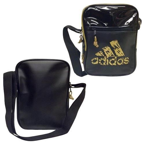 53e914cce5b6 Adidas ADIACC02 Performance Sports Crossbody Bag for Men - Leather ...