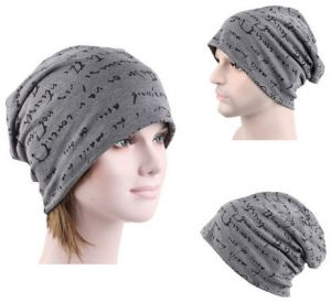01d62ae7054f33 Men Women Unisex Hip-Hop Warm Winter Cotton Polyester Knit Ski Beanie Skull Cap  Hat- Dark Grey
