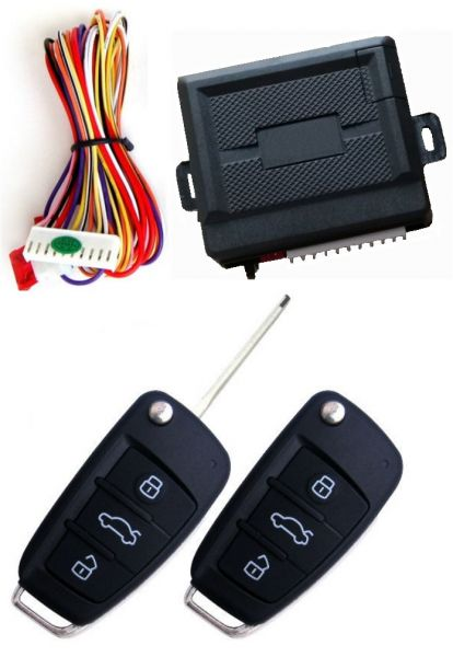Car Remote Unlocker >> Car Keyless Entry System With Remote Control Lock And Unlock